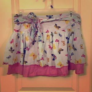 Dresses & Skirts - 🎀 BOGO Butterfly 🦋 Skater Skirt with Tie